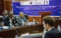 Bukavu : Forum interprovincial sur la persistance des groupes armés dans les provinces du Nord-Kivu et Sud-Kivu