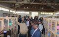 La MONUSCO inaugure un projet de Réduction des Violences Communautaires à Cirunga/Kabare
