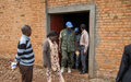 Sud-Kivu : La MONUSCO aide à sécuriser le quartier des femmes et l'infirmerie à la prison de Kabare