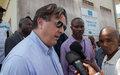 David Gressly : «La MONUSCO continue de mettre en œuvre son mandat de protection des civils, surtout dans le contexte électoral»