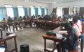 La MONUSCO encourage à la prévention des conflits à Lodja