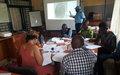 UNPOL forme la PNC sur les techniques de comparaison des empreintes
