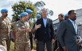 Jean-Pierre Lacroix : «La MONUSCO très engagée pour aider la province du Sud-Kivu»
