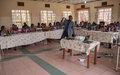 SUD-KIVU : La MONUSCO forme des femmes leaders en communication politique.