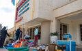 La Mairie de Bukavu dotée de divers équipements de lutte contre les incendies, grâce à la MONUSCO