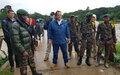 Beni : la MONUSCO compte booster la capacite opérationnelle des FARDC contre les rebelles des ADF