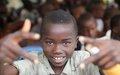 La Monusco engagée dans la lutte contre le recrutement et l'utilisation des enfants dans les groupes armés