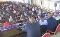 La MONUSCO encourage les jeunes à s'impliquer dans le processus de la paix et de la sécurité en RDC