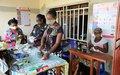 Beni: MONUSCO supports local masks-production initiatives against Coronavirus