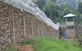 La MONUSCO dôte la prison centrale de Beni d'un mur de clôture