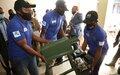 BENI :  Les Communautés locales reçoivent des ouvrages et équipements pour leur relèvement socio-économique