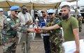 Clôture à Goma des festivités commémoratives de la Journée Mondiale du SIDA