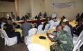 Des magistrats et enquêteurs formés sur la protection des victimes et des témoins