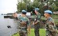 Nord Kivu : Le Force Commander visite le secteur central de la force onusienne