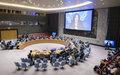 Briefing à la session ouverte du Conseil de sécurité des Nations Unies sur la situation en RDC par le RSSG Leila Zerrougui