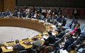 Le Conseil de securité de nouveau gravement préoccupé par la récente flambée épidemique du virus Ebola en RDC