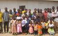 Ex-combattants burundais attendent leur rapatriement depuis décembre 2010 dans un camp de transit