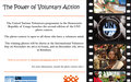 The Power of Voluntary Action in DRC