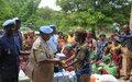Célébration de la journée internationale de la femme à Kalemie