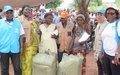 Les  Agences onusiennes améliorent leur collaboration au profit des déplacés de Kalemie