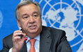 Déclaration attribuable au porte-parole du Secrétaire général sur la mort de Casques bleus en RDC