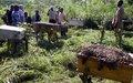 NORD-KIVU : La MONUSCO facilite la réinsertion de plus de 200 ex-combattants et personnes vulnérables de Kitchanga