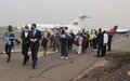 DRC:  A UN Security Council delegation on a ground visit in North-Kivu