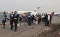 DRC:  A delegation of representatives of permanent missions to the UN visits North Kivu