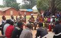 Protection des civils : la Monusco renforce les capacités des Chefs de Groupements en Territoire d'Uvira