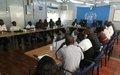 La presse édifiée sur la lutte de la justice militaire contre l'impunité