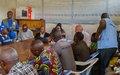 Minova : Atelier pour la mise en place d'un cadre de concertation des acteurs étatiques et non étatiques du Nord-Kalehe