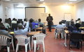 MONUSCO HAS ORGANIZED TRAINERS' TRAINING FOR DRC'S PRISON STAFF