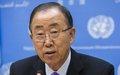 Message du Secrétaire général de l'ONU à l' occasion de la Journée mondiale de lutte contre le Sida 2016