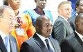 Ban Ki-Moon participe à la conférence sur l'Investissement du Secteur Privé dans la Région des Lacs