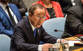 The UN Secretary-General takes note of President Kabila's expressed support and encouragement to CENCO's mediation