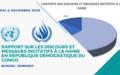Rapport sur les discours et messages incitatifs à la haine en RDC