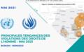 Principales tendances des violations des droits de l'homme – MAI 2021