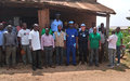 Beni: MONUSCO's mandate at the heart of an exchange between MONUSCO Police and community leaders