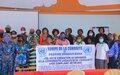 Bunia: La MONUSCO sensibilise la population sur l'exploitation et les abus sexuels