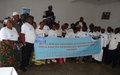 La MONUSCO lutte contre les violences faites aux femmes à Butembo