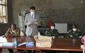 Nord-Kivu: remise à niveau et don de la MONUSCO aux quatre cachots militaires de Goma