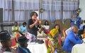 La MONUSCO initie une réflexion sur l'action pour le climat en province du Tanganyika