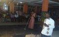 "MONUSCO celebrates ""Women's Month"" with Trade school students in Uvira"