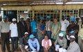 Des sessions de formation pour les comités locaux de protection de Kalemie appuyées par la Section des Affaires civiles