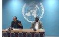 Transcription de la conférence de presse ONE UN en RDC,  le 14 octobre 2020 à Kinshasa