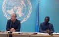 Transcription de la conférence de presse ONE UN en RDC,  le 29 septembre 2021 à Kinshasa