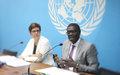 COMPTE-RENDU DE L'ACTUALITE DES NATIONS UNIES EN RDC A LA DATE DU 30 OCTOBRE 2019
