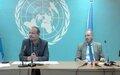 Transcription de la conférence de presse ONE UN en RDC,  le 19 mai 2021 à Kinshasa