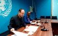 COMPTE-RENDU DE L'ACTUALITE DES NATIONS UNIES EN RDC A LA DATE DU 26 FEVRIER 2020