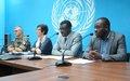 Compte-rendu de l'actualité des Nations Unies en RDC du 21 novembre 2018